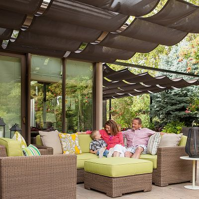family patio awning